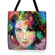 Elizabeth Taylor Tote Bag
