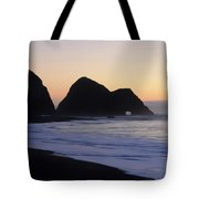 Elk Beach California Tote Bag by Bob Christopher