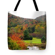 Elk Country Pennsylvania Tote Bag