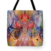 Elk Moon Tote Bag