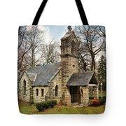 Elkhart Illinois Chapel Tote Bag