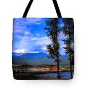 Elkins Marina Tote Bag
