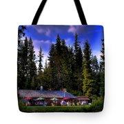 Elkins Resort II Tote Bag