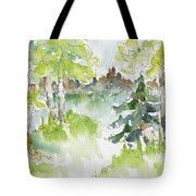 Elkridge Greens Tote Bag