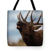 Elk's Screem Tote Bag
