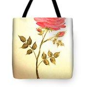 Ella's Rose Tote Bag
