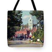 Ellaville, Ga - 2 Tote Bag