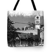 Ellaville, Ga - 3 Tote Bag