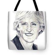 Ellen Degeneres Tote Bag