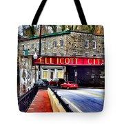 Ellicott City Tote Bag