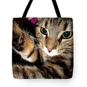 Ellie Cat Tote Bag