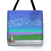 Elliott Bay Sail Tote Bag