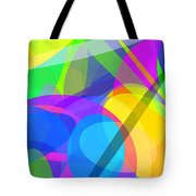 Ellipses 10 Tote Bag