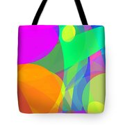 Ellipses 12 Tote Bag