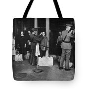 Ellis Island: Examination Tote Bag