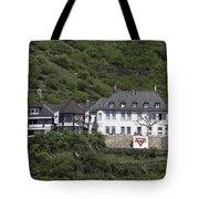 Elsenburg Haus Ymca Tote Bag