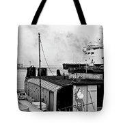 Elsinore Port Denmark Tote Bag