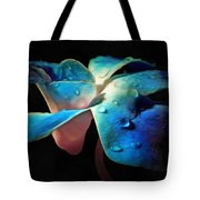 Elusive Orchid Tote Bag