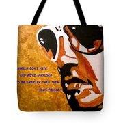 Elvis 01 Tote Bag