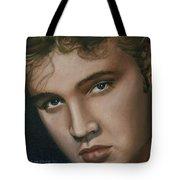 Elvis 24 1955 Tote Bag