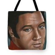 Elvis 24 1968 Tote Bag