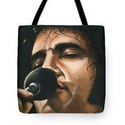 Elvis 24 1972 Tote Bag