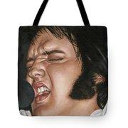 Elvis 24 1977 Tote Bag