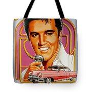 Elvis-an American Classic Tote Bag