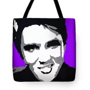 Elvis Don't Live Here Anymore Tote Bag