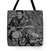 Elvis Tote Bag