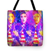 Elvis Presley Jail House Rock 20160520 Horizontal Tote Bag