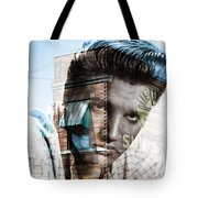 Elvis Presley Sun Studio Collection Tote Bag