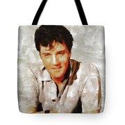 Elvis Presley Y Mb Tote Bag