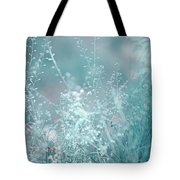 Elvish Worlds 1. Nature In Alien Skin Tote Bag