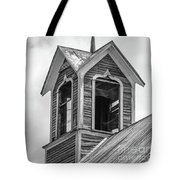 Ely Vermont Barn 1899 Barn Cupola Tote Bag