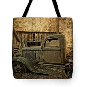 Ely's Mill Dodge Tote Bag
