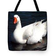 Embden Goose 2 Tote Bag