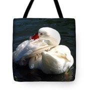 Embden Goose 4 Tote Bag