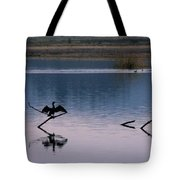 Embrace The Evening Tote Bag