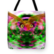 Embrace The Wind Tote Bag