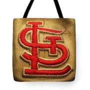 Embroidered Stl Tote Bag