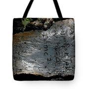 Emc2 Tote Bag