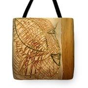Emerald - Tile Tote Bag