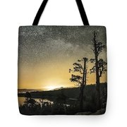 Emerald Arch - Eagle Falls Tote Bag