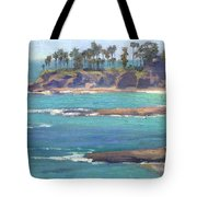 Emerald Bay Tote Bag