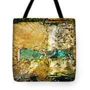 Emerald Bow Tote Bag