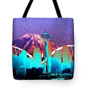 Emerald City Diamonds Tote Bag