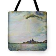 Emerald City Venice Tote Bag