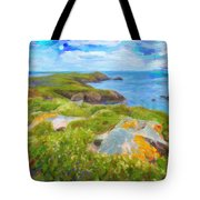 Emerald Coast Tote Bag