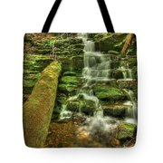 Emerald Dreams Tote Bag by Evelina Kremsdorf
